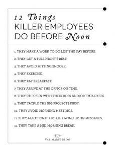 Killer Employees Image