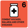 6 combat disease