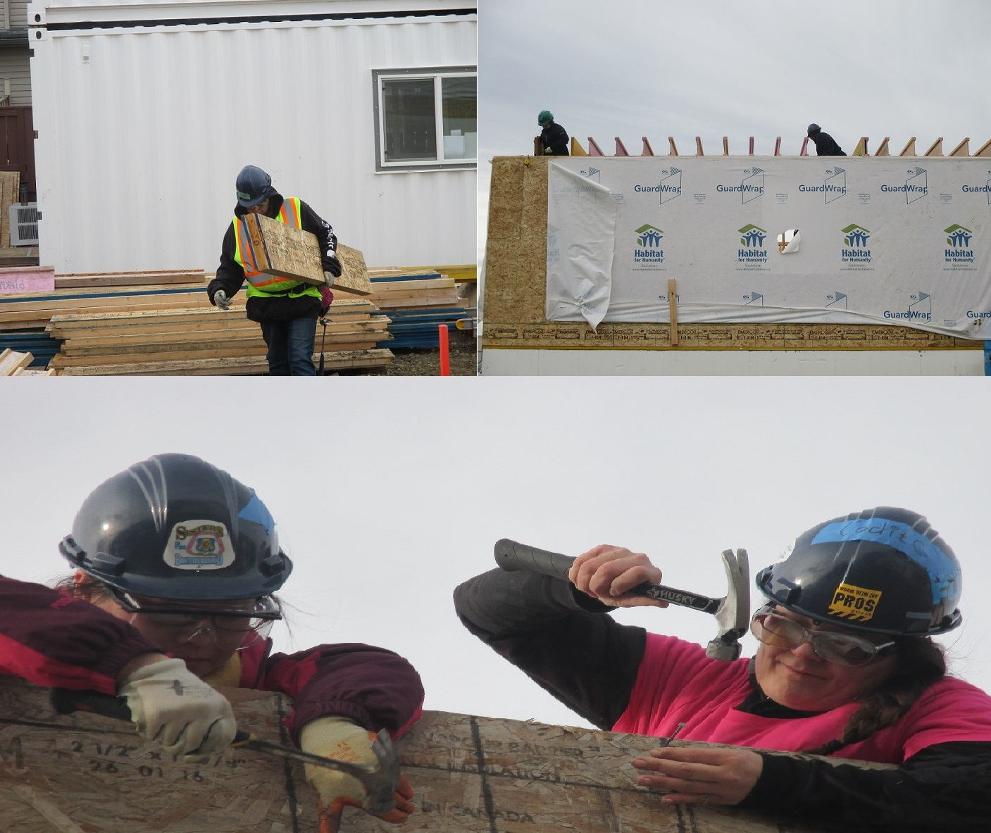 Habitat For Humanity Women S Build Saskatoon