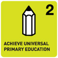 2 UN universal primary education