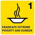 UN eradicate poverty hunger
