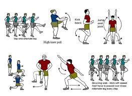 getting prepared for your workout dynamic stretching